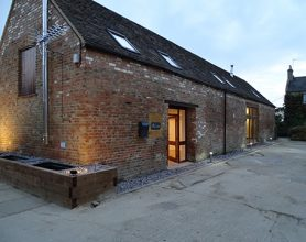 17th century full barn conversion, Cheltenham